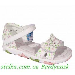Детские босоножки Weestep, летняя обувь для девочек, 6491-1