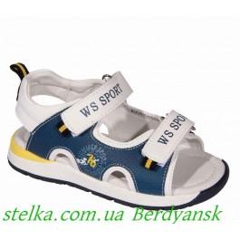 Детские босоножки для мальчика, Weestep обувь, 6489-1