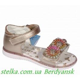 Босоножки детские на девочку, обувь ТМ Weestep, 6493-1