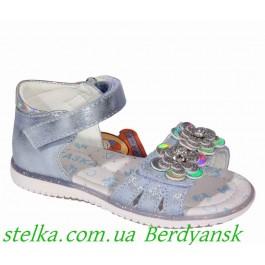 Детские босоножки Сказка, летняя обувь для малышей, 6495-1