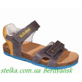 Детская обувь Венгрия, босоножки для мальчика DDStep, 6500-1