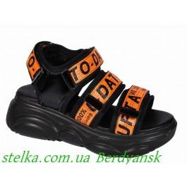 Босоножки на высокой подошве для девушек, подростковая обувь Palaris, 6519-1