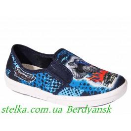 Детские мокасины для мальчика, обувь Waldi, 6525-1