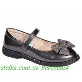 Школьные туфли на девочку, Weestep обувь, 6539-1