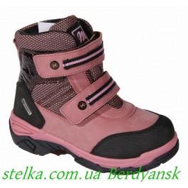Зимняя обувь Minimen, детские ботинки на девочку, 6575-1