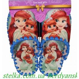 Фетровые детские тапочки на девочку, Vends (Ukraine), 6624-1