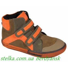 Осенние ботинки для мальчика, детская обувь Palaris, 6653-1