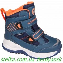 Детские зимние ботинки для мальчика, ТМ B&G termo, 6666-1