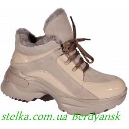 Зимние кроссовки для девушки подростка, ТМ Maxus, 6690-1