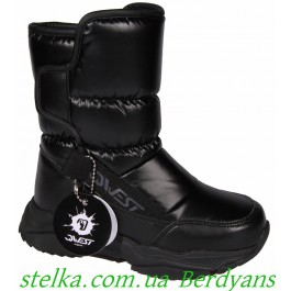 Детские зимние дутики, обувь Qwest, 6695-1