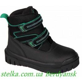 Детские зимние ботинки на мальчика, termo обувь Minimen, 6720-1