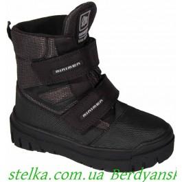 Зимняя обувь для мальчика, термоботинки Minimen, 6717-1