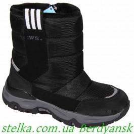 Детские термосапоги для мальчика, зимняя обувь Weestep, 6732-1