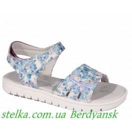 Детские босоножки для девочек, обувь ТМ Lapsi, 6759-1