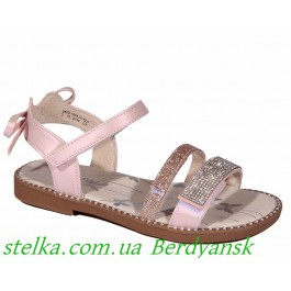 Босоножки для девочек, детская обувь Lapsi, 6761-1