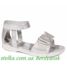 Детские босоножки для девочки, обувь ТМ Lapsi, 6760-1