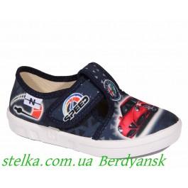 Текстильная обувь для детсадика, ТМ Natur (Waldi), 6766-1