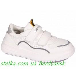 Белые кроссовки ТМ Weestep, 6792-1