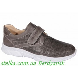 Подростковые кроссовки на липучках, ТМ Minimen, 6814-1