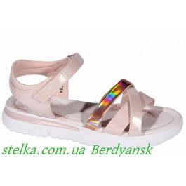 Босоножки для девочки, детская обувь Clibee, 6834-1