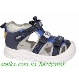 Детские сандалии для мальчика, обувь ТМ Weestep, 6875-1