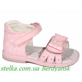 Босоножки для девочек (первые шаги), ТМ Weestep, 6865-1
