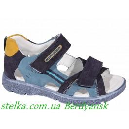 Профилактические босоножки для мальчика, обувь Minimen, 6884-1