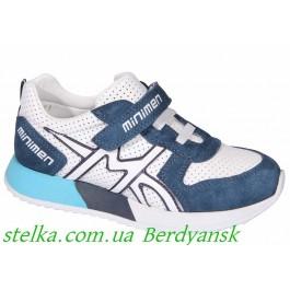 Профилактические кроссовки для мальчика, обувь Minimen, 6885-1