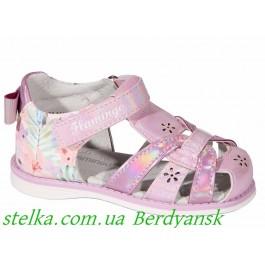 Детские босоножки для девочек, обувь ТМ Flamingo, 6892-1