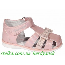 Детские сандалии для девочек, обувь Flamingo, 6895-1
