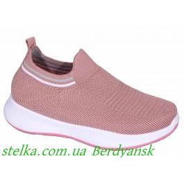 Детские текстильные кроссовки для девочек, ТМ L.Fairy, 6902-1