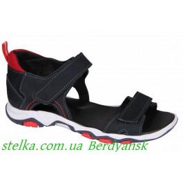 Кожаные босоножки для мальчика, обувь Bravi, 6943-1