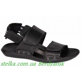 Кожаные сандалии для мальчика подростка, ТМ Bravi, 6942-1