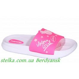 Детские шлепки для девочек, обувь ТМ Flamingo, 6937-1