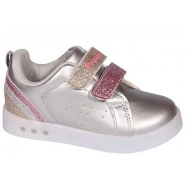 Светящиеся детские кроссовки для девочки, обувь Promax, 6988-1