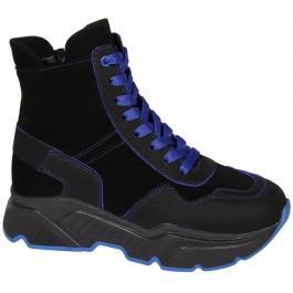 Кожаные осенние ботинки для девочки, обувь Tobi, 6995-1