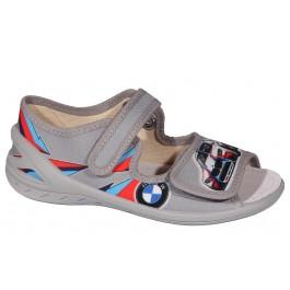 Текстильная обувь в садик для мальчиков, босоножки Waldi, 6999-1