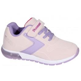 Детские мигающие кроссовки для девочек, Promax (Turkey), 7019-1