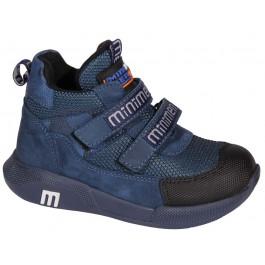 Детские ботинки для мальчика, демисезонная обувь Minimen (Turkey), 7015-1