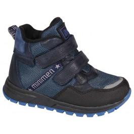 Осенние ботинки для мальчика, детская обувь Minimen, 7014-1