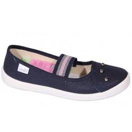 Детская текстильная обувь для девочки, ТМ Waldi, 7028-1
