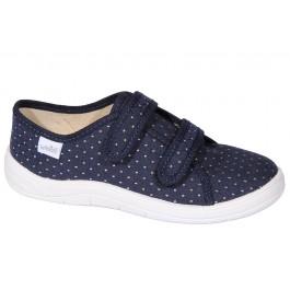 Детские текстильные кеды для девочки, обувь ТМ Waldi, 7029-1
