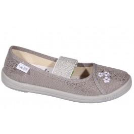 Текстильная обувь на сменку для девочек, детская обувь Waldi, 7046-1