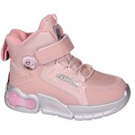 Детские ботинки для девочки, демисезонная обувь Clibee, 7048-1