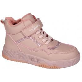 Детская демисезонная обувь для девочек, ботинки Weestep, 7056-1