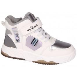 Осенняя обувь для девочки, детские ботинки Weestep, 7062-1