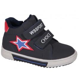 Детские ботинки Weestep, демисезонная обувь для мальчика, 7059-1