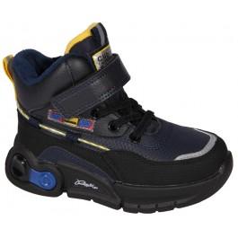 Демисезонная обувь для мальчика, детские ботинки Clibee, 7063-1