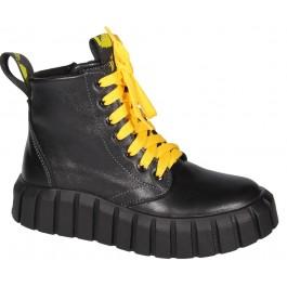 Подростковая обувь для девочек, деми ботинки Bravi, 7098-1