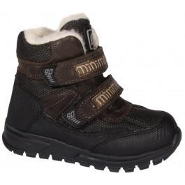 Детские ортопедические ботинки для мальчика (зима), ТМ Minimen, 7107-1
